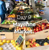 Day 9. Mayenne Market