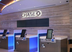Chase Plans 400 Branches In New Markets