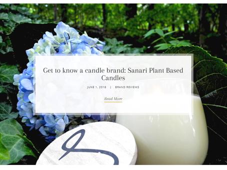 Candle Fandom Reviews Sanari Candle