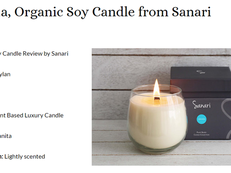 Candle Find Review - 5 Stars
