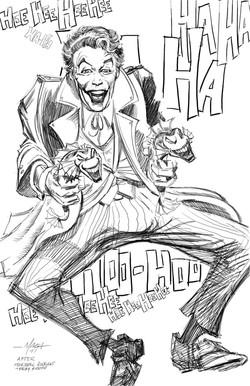 """""""Hee hee"""" The Sketch!"""