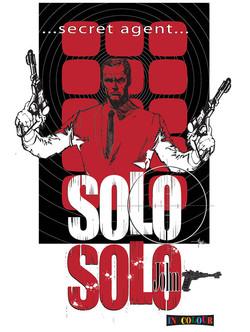Meet John Solo: Secret Agent.