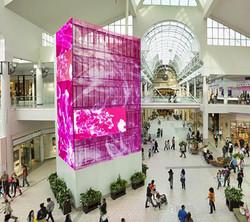 Arden Fair Mall LED Screen