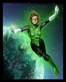 Girl Lantern.
