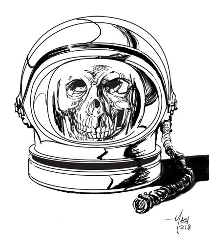 John Solo Concept Art.