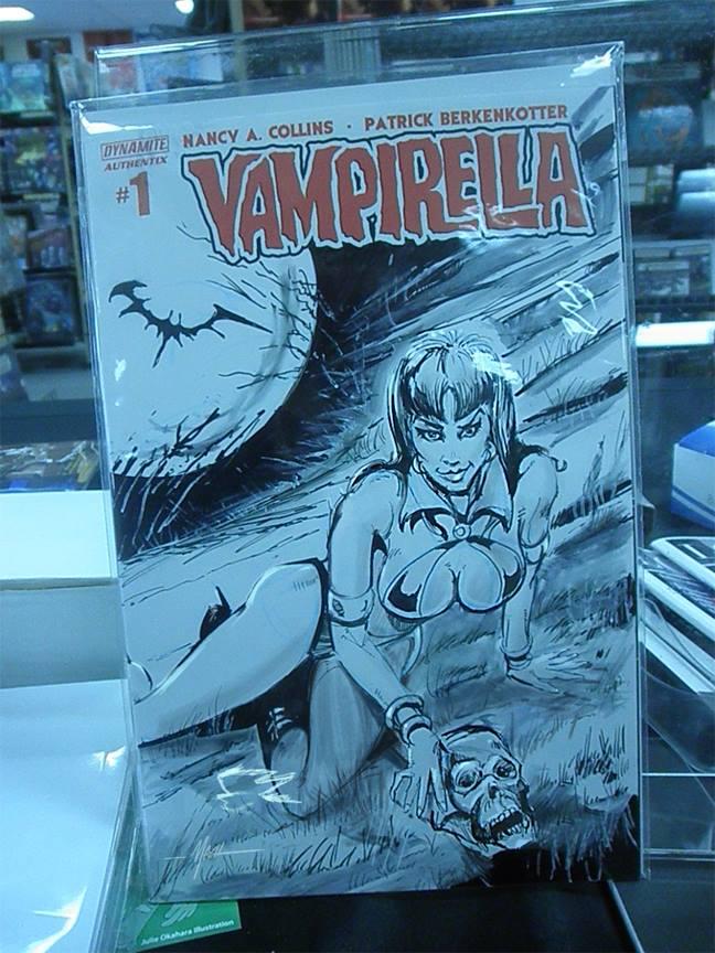 Vampirella!
