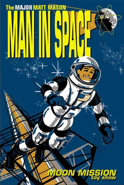Man In Space!