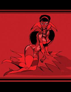 Miss Vamp.