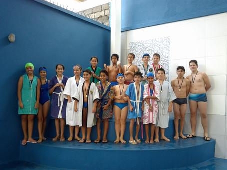 Torneio Interno Planeta Água
