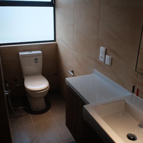 Master Bathroom - After