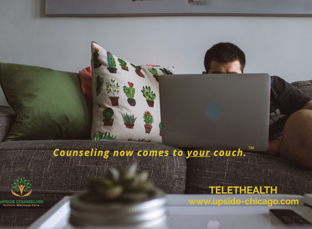 Telehealth is a silver-lining opportunity that everyone (guys especially) should embrace.
