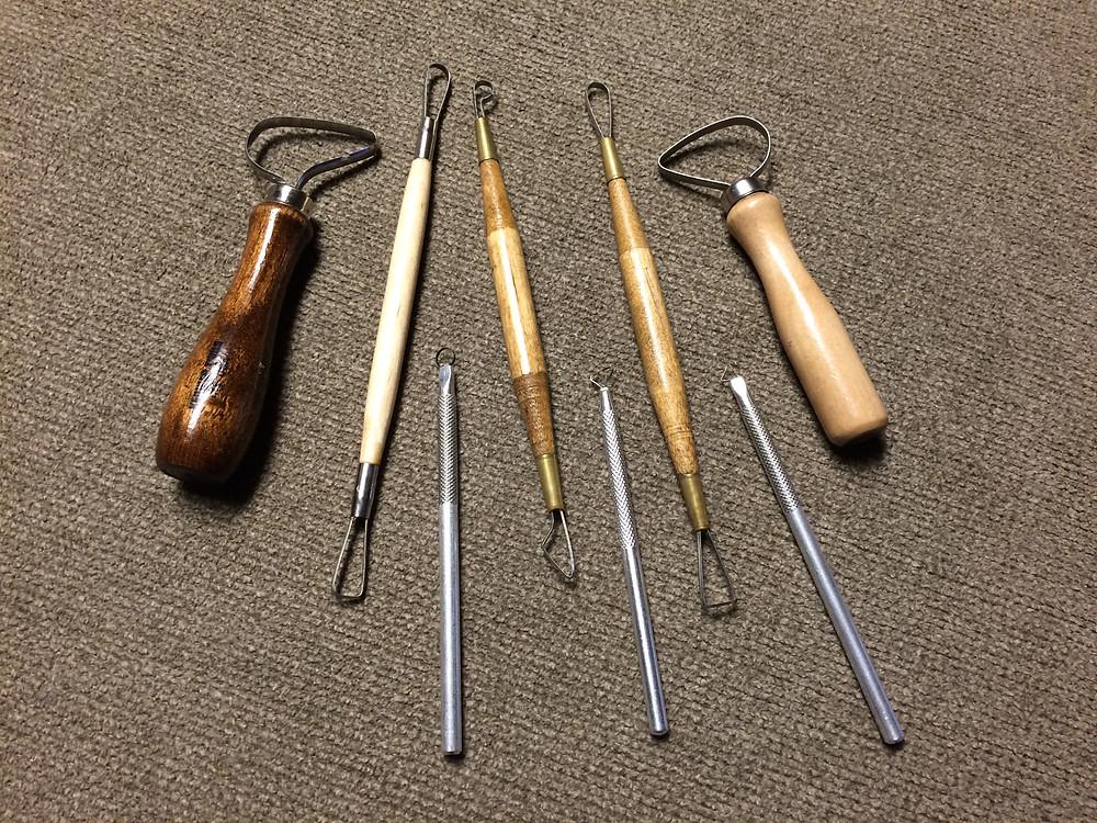 pumpkin sculpting tools
