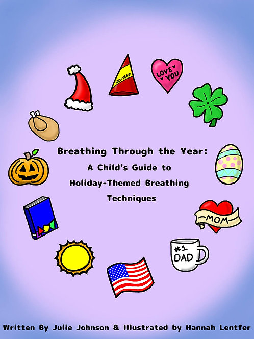 Breathing Through the Year (Kindle)