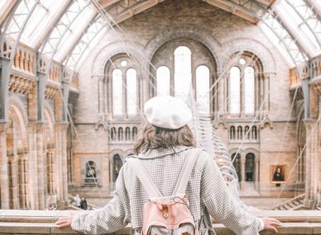 UK | WORTH VISITING MUSEUMS IN LONDON - พิพิธภัณฑ์สุดอลังการในลอนดอนที่ควรไปเยี่ยมชมสักครั้ง