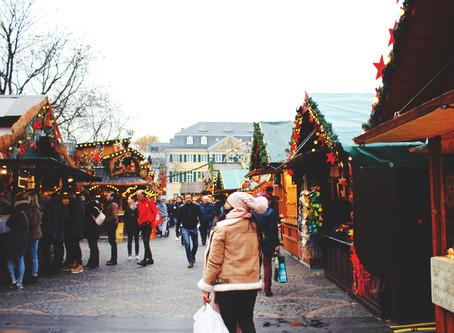 GERMAN X'MAS MARKET   พาเที่ยวตลาดคริสต์มาสในเยอรมนี ชีวิตนี้ต้องไปสักครั้ง!