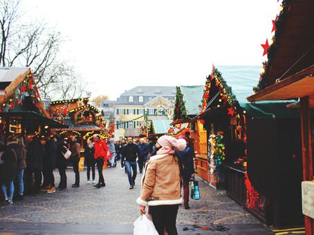 GERMAN X'MAS MARKET | พาเที่ยวตลาดคริสต์มาสในเยอรมนี ชีวิตนี้ต้องไปสักครั้ง!