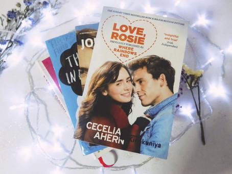 WHAT I HAVE BEEN READING - หนังสือภาษาอังกฤษ อ่านอะไรดี! [Thai post]