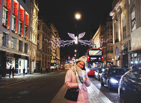 UK | LONDON, A TRULY WINTER WONDERLAND - ไม่มีที่ไหนเหมือนลอนดอนในช่วงคริสต์มาส