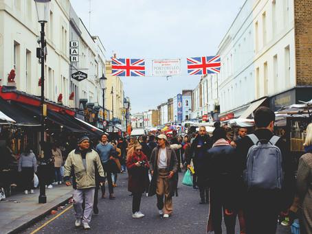 UK | LONDON MARKETS YOU SHOULDN'T MISS - พาเที่ยว 5 ตลาดสุดชิคที่ไม่ควรพลาดในลอนดอน