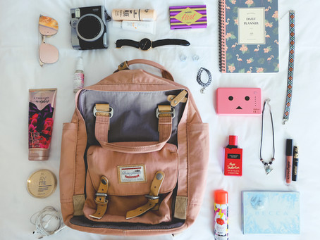 WHAT I PACK FOR A HOLIDAY | ไปเที่ยวทั้งที เอาอะไรไปบ้าง