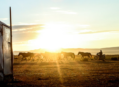MONGOLIA | THE LAND OF THE ETERNAL BLUE SKY