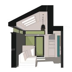 Interior Model 01