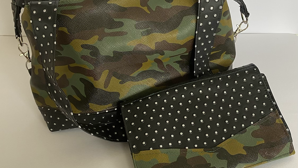 Complice collection camouflage