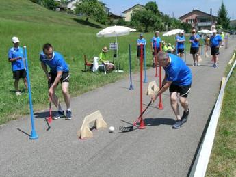 Männerriege erzielte Turnfestsieg und neuen Vereinsrekord