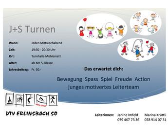 J+S Turnen