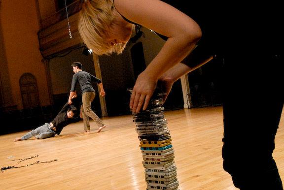 julian barnett, sound memory, dance, performance, choreography, danspace project, nytimes