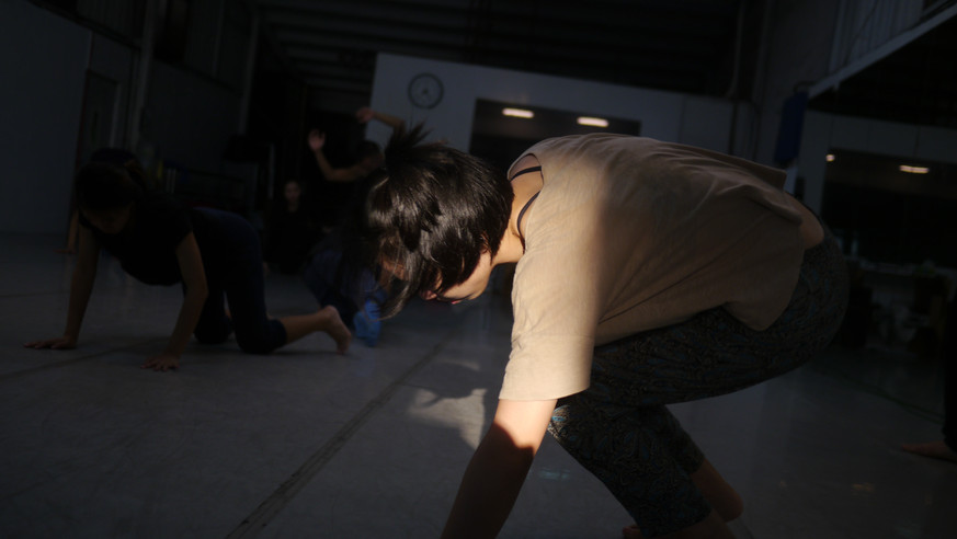 【Studio as a Playground vol.2】-- 身體的可讀性  readable context of our body