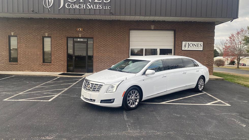 "2013 Cadillac Eagle Echelon 48"" Limo"