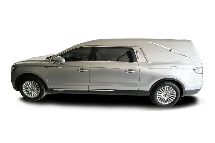 2020 Lincoln Nautilus Legacy