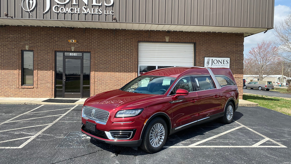 2020 Lincoln MK Grand Legacy Limited