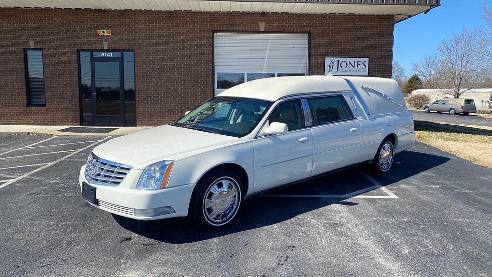 2010 Cadillac Eagle Ultimate Hearse