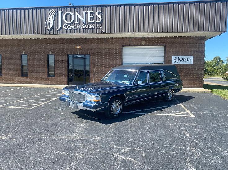 1990 Cadillac Federal