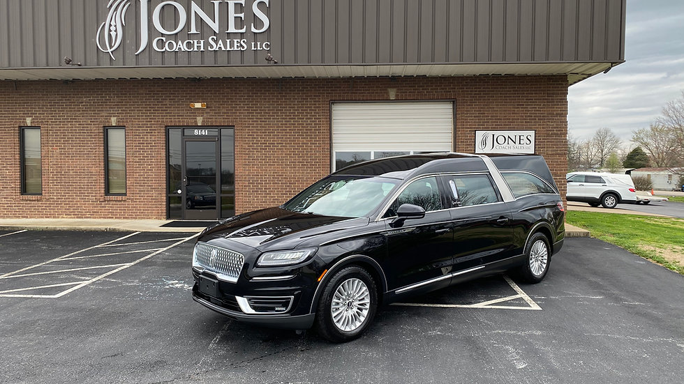 2021 Lincoln Nautilus Grand Legacy Limited