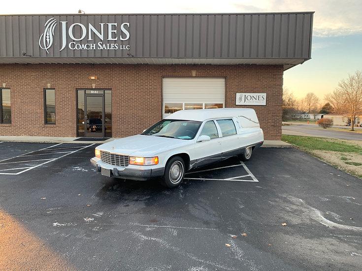 Cadillac Federal 1996