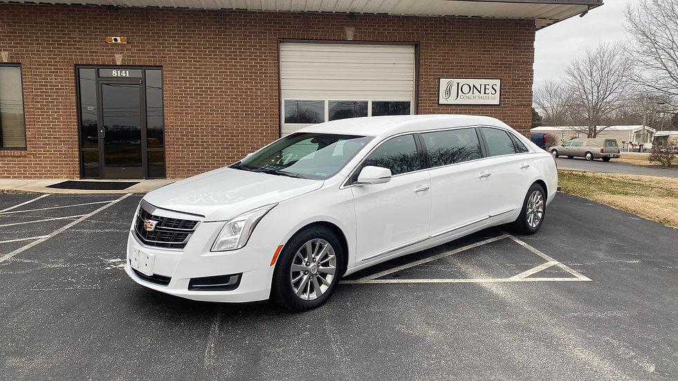 2017 Cadillac Limo Lehmann-Peterson
