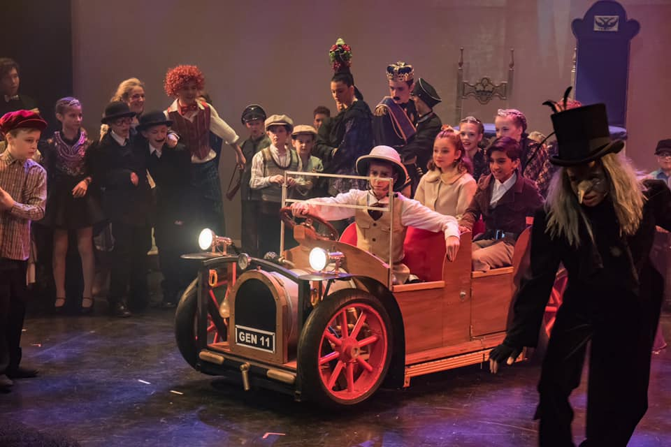 Chitty Chitty Bang Bang 20