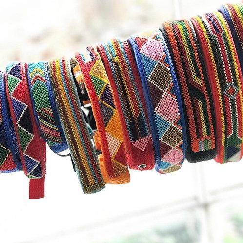 African Beaded Collar