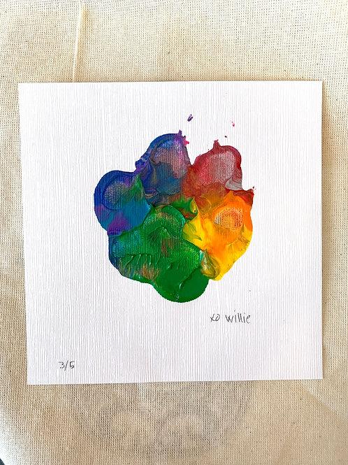 Willie's Art - Rainbow Matte Series 3/5