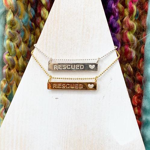"""Rescued"" Bar"