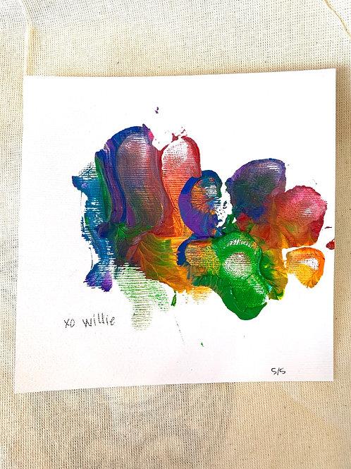 Willie's Art - Rainbow Matte Series 5/5