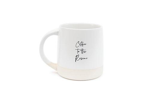Coffee to the Rescue Mug