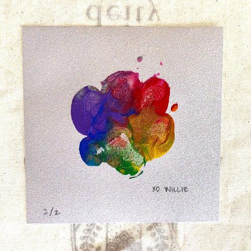 Willie's Art - Rainbow Sparkle Paper Series 2/2