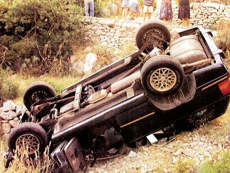 Vozilo sletjelo s ceste - sve ispravno, nema alkohola ni opijata! Što se dogodilo?