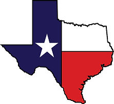 state of texas logo with star