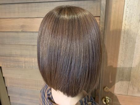 【美髪矯正シルクレッチ®︎】美容師さんの髪は綺麗ですか?