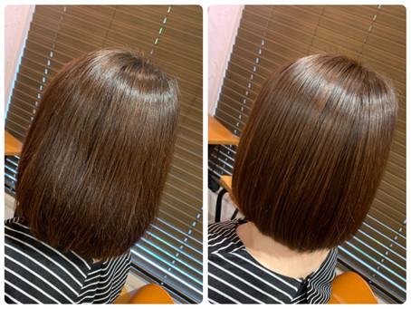 美髪カラーは未来への先行投資